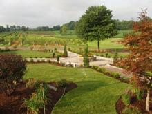 Gardens at Magnanini Winery - Hudson Valley Winery & Vineyard