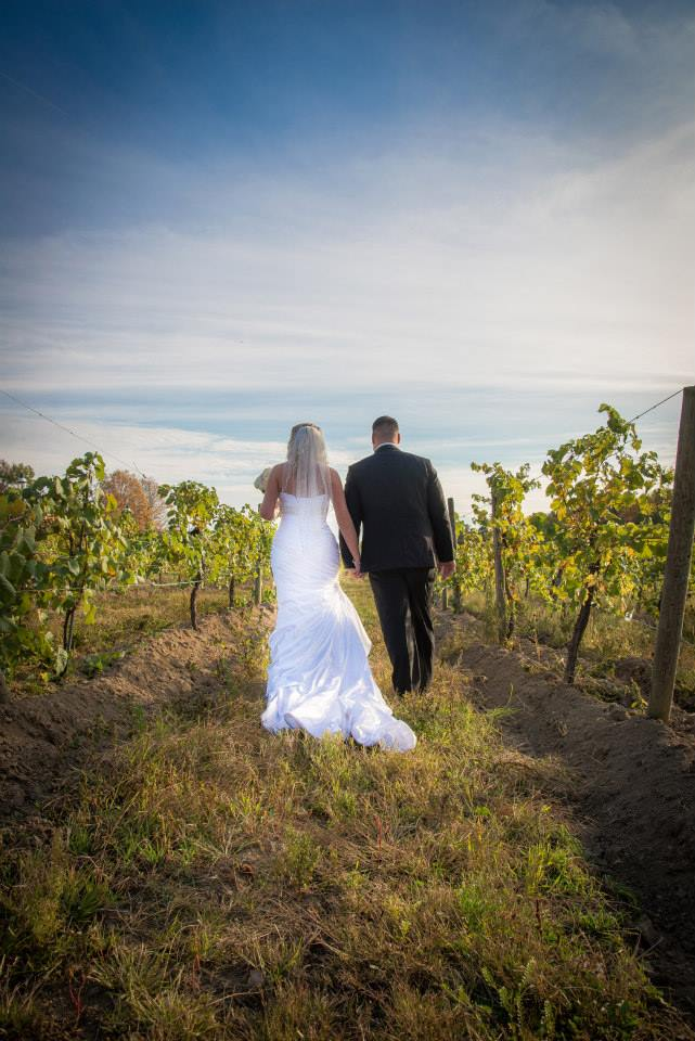 Hudson Valley Vineyard Wedding at Magnanini Winery - Hudson Valley Winery & Vineyard