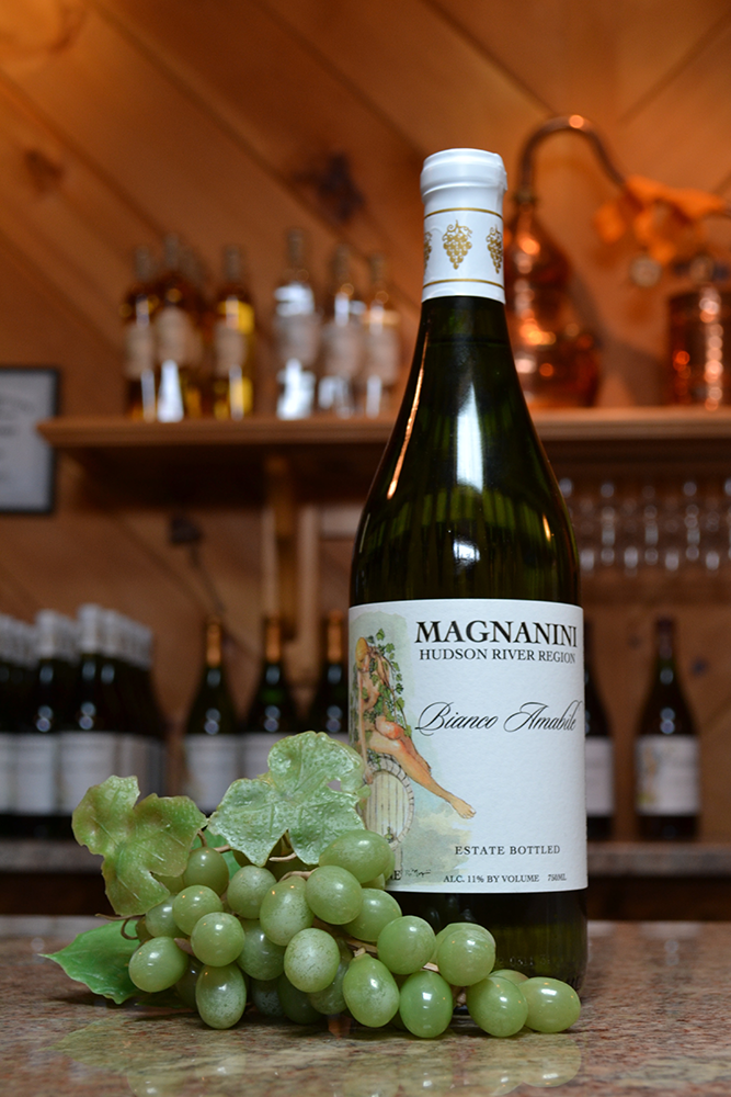 Bianco Amabile - Magnanini Winery - Hudson Valley Winery & Vineyard