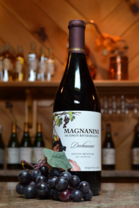 Dechaunac Wine - Magnanini Winery - Hudson Valley Winery & Vineyard