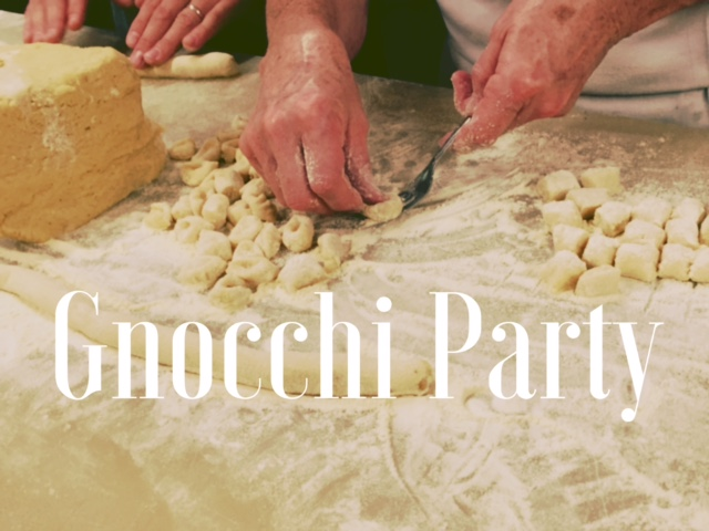 Gnocchi Party at Magnanini Winery - Hudson Valley Winery & Vineyard