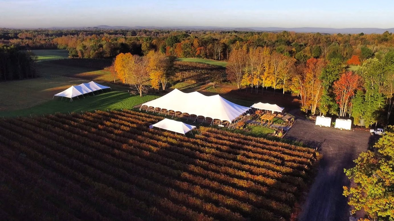 Weddings at Magnanini Winery - Hudson Valley Wedding Venue