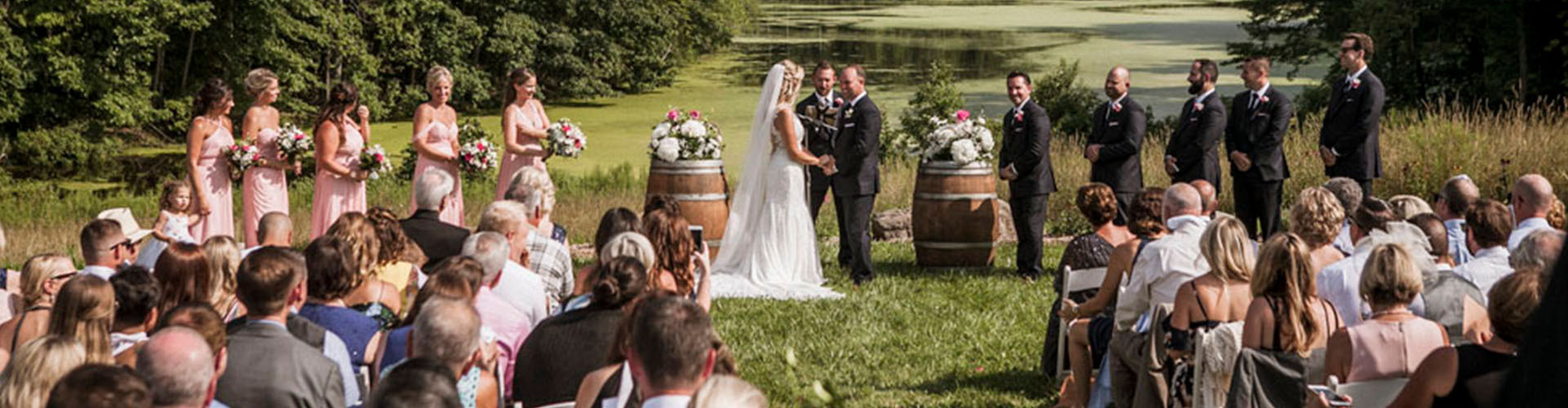 Hudson Valley Wedding Venue - Magnanini Vineyard and Winery