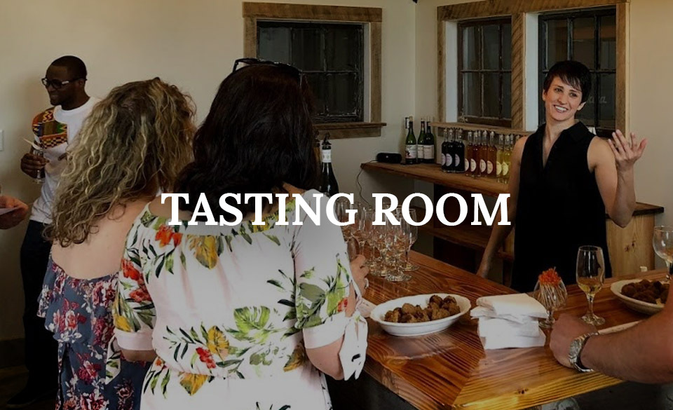 The Tasting Room at Magnanini Vineyard & Winery - Hudson Valley NY Wine Tasting